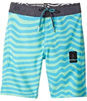 Volcom Kids - Mag Vibes Stoney Boardshort (Big Kids)