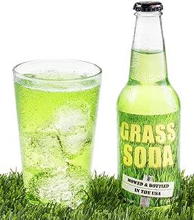 Grass Soda Pop, Weird and Surprising Soda