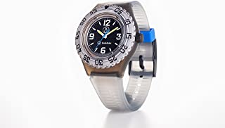 Q&Q Boys RP16J003Y Year-Round Analog Solar Powered Grey Watch