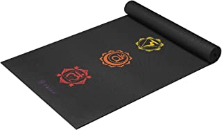 "Best Gaiam Yoga Mat - Premium 6mm Print Extra Thick Non Slip Exercise & Fitness Mat for All Types of Yoga, Pilates & Floor Workouts (68"" x 24"" x 6mm) Review"