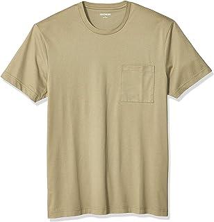 Goodthreads Men's Short-Sleeve Crewneck Cotton T-Shirt with Pocket