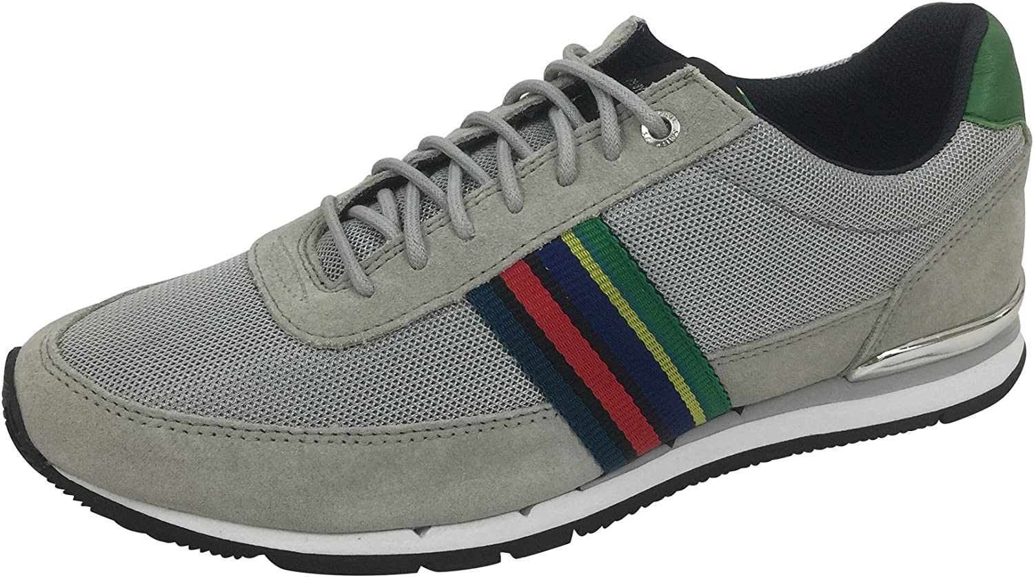 94771c980 Paul Smith Svenson Lace Up Trainer in in in Light Grey dee807 ...