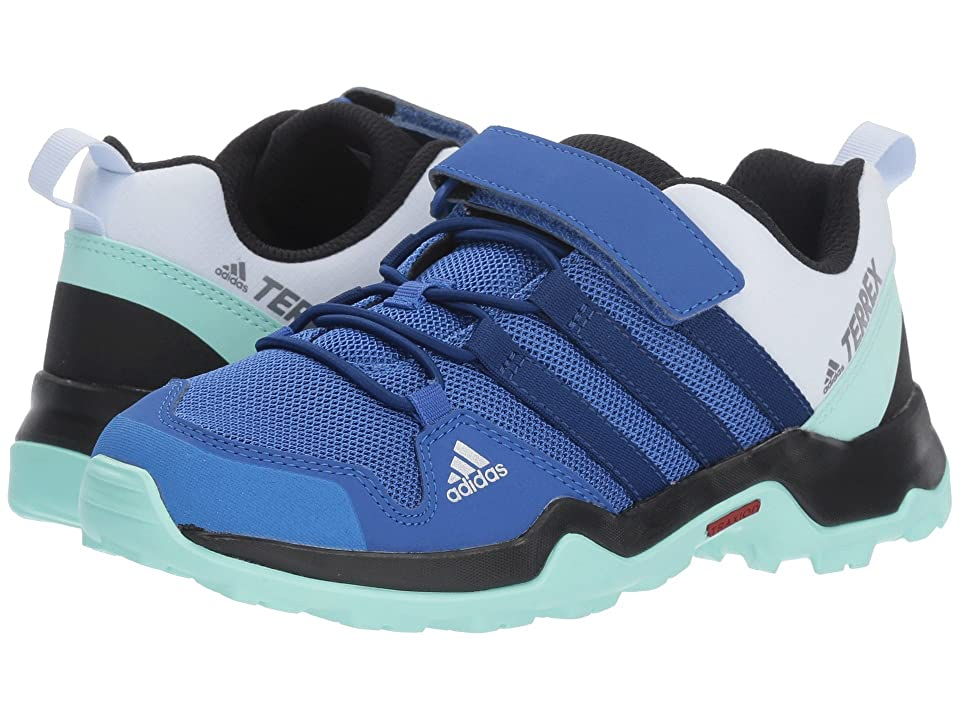 adidas Outdoor Kids Terrex AX2R CF (Little Kid/Big Kid) (Hi-Res Blue/Mystery Ink/Clear Mint) Girls Shoes
