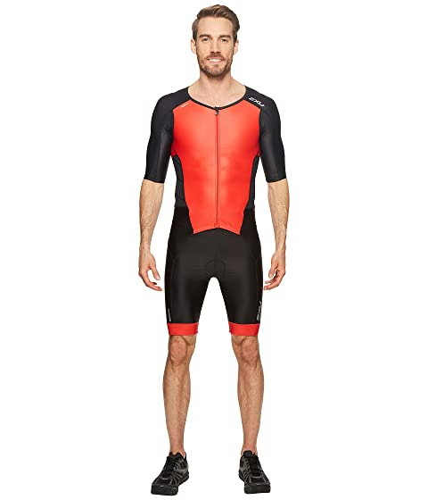 Sleeved Full Zip 2XU Trisuit Perform WvqACnp