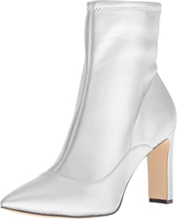 Nine West Women's Jesson Synthetic Ankle Boot