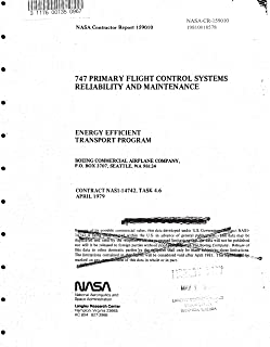 The 747 primary flight control systems reliability and maintenance study (English Edition)