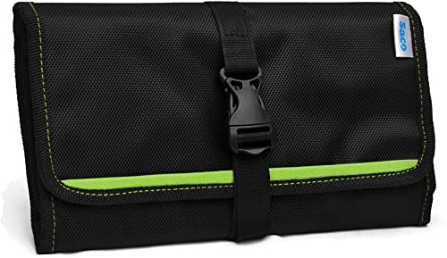 Saco Gadget Organizer Bag for All Gadgets, Power Bank, Cables, USB Pen Drives, Mobile Phone Accessories Memory Cards,...