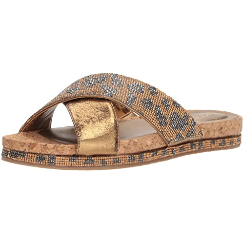 7b2541cae54 Reaction Kenneth Cole Shore-ly Slide Embellished Sandal