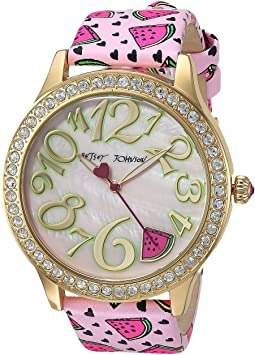 Betsey Johnson - BJ00131-85 - Watermelon Strap