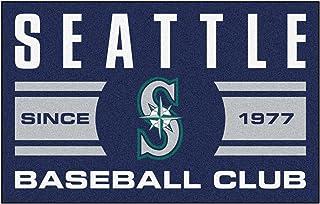 FANMATS 18483 Seattle Mariners Baseball Club Starter Rug