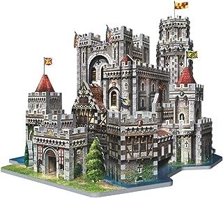 Wrebbit 3D King Arthur's Camelot 3D Puzzle (865-Piece)