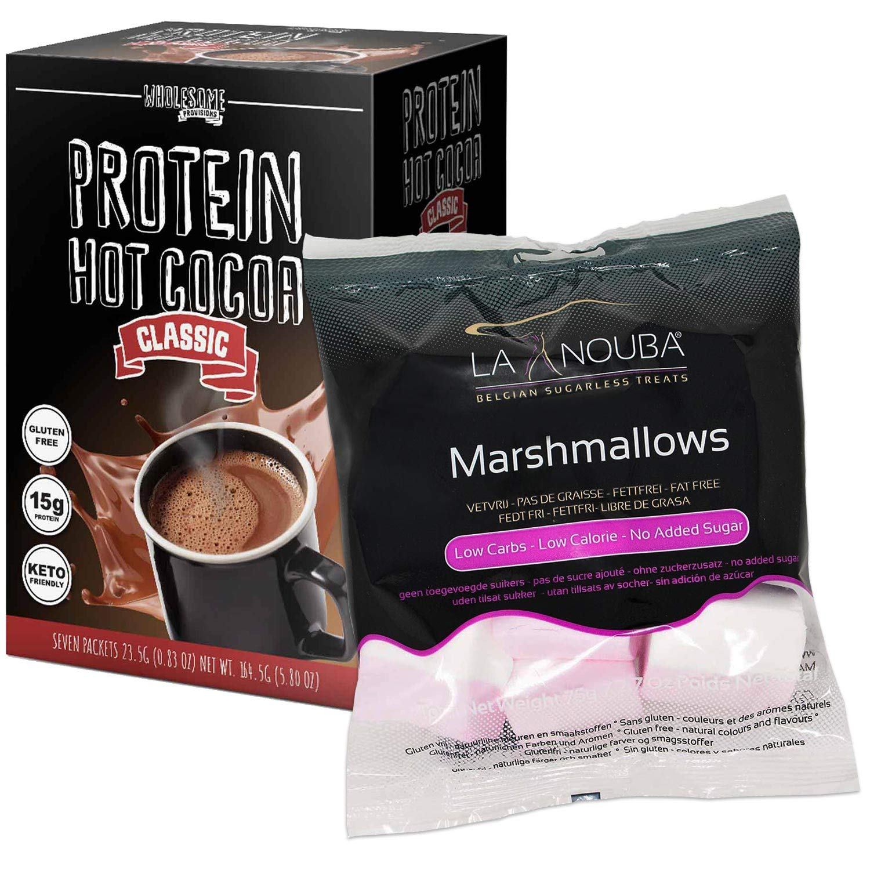 Keto Marshmallow Hot Chocolate New product type Bundle Pro Nouba Wholesome Ranking TOP4 La