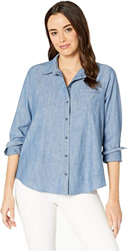Chambray Aline City Shirt