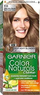Garnier Color Naturals 7.11 Deep Ash Blonde Hair Color