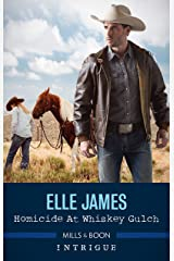 Homicide at Whiskey Gulch (The Outriders Series) Kindle Edition