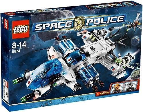 la mejor oferta de tienda online LEGO LEGO LEGO Space Police 5974  genuina alta calidad