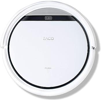 ZACO V3sPro - Robot Aspirador con 4 Modos de Limpieza, fácil manejo y programación con el Mando