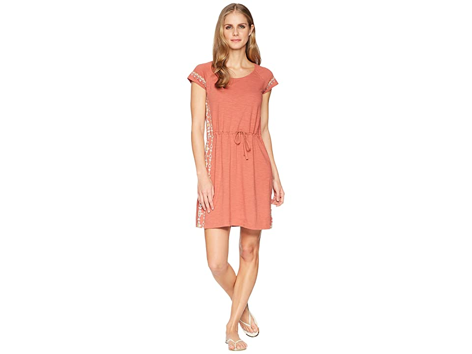 Woolrich Eco Rich Bell Canyon Dress II (Baked Clay) Women