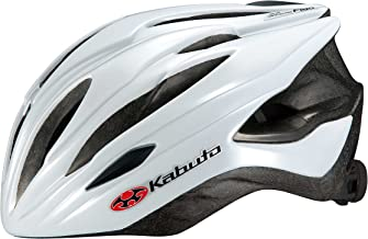 OGK KABUTO (Aussie cable Kabuto) FIGO [Figo] M / L Pearl White ● Size: M / L (57~60cm)