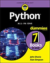 Python All-in-One For Dummies (For Dummies (Computer/Tech)) PDF