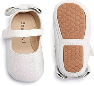 Bear Mall Infant Baby Girl Shoes Soft Sole Toddler Ballet...