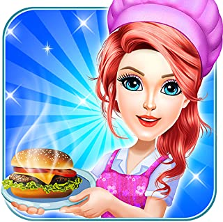 Food Blogger Chef Kitchen Celebrity - Play & Cook tasty dishes as a Super Chef!