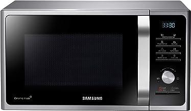 Samsung - Microondas Embalaje de comercio electrónico. plata