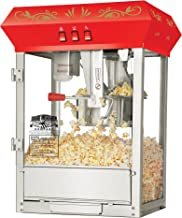 6100 Great Northern Popcorn Red Countertop Foundation Popcorn Popper Machine – Great Northern Popcorn Company
