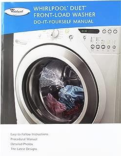 whirlpool washer manual