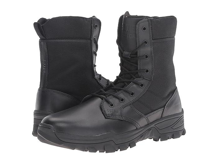 5.11 Tactical  Speed 3.0 Side Zip Boot (Black) Mens Work Boots