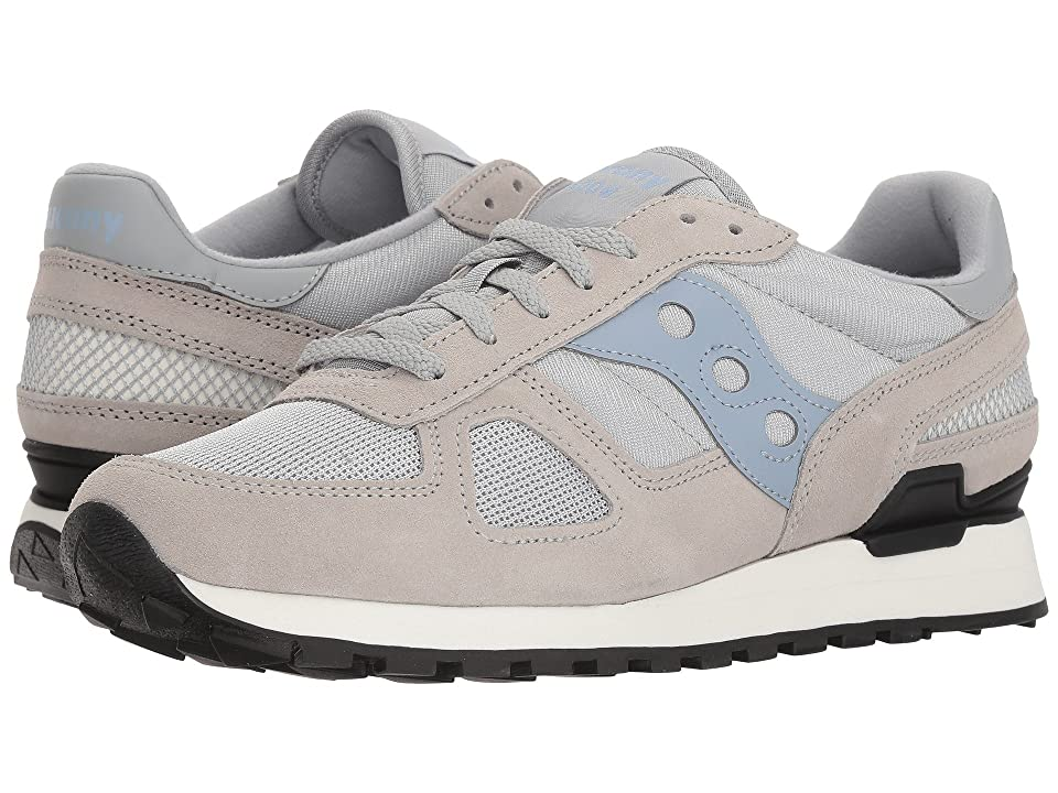 Saucony Originals Shadow Original (Grey/Blue) Men