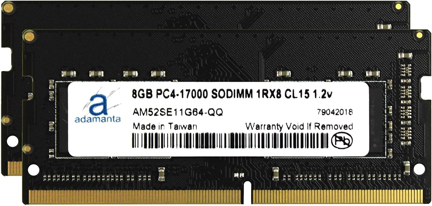 Adamanta 16GB 2x8GB Replacement Laptop Gaming Ranking TOP7 Sale SALE% OFF S for MSi Memory