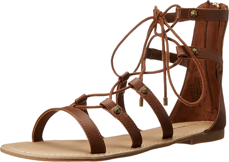 Call It Spring Womens Charilyn Gladiator Sandal