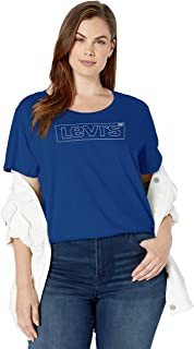 Women's Plus-Size Perfect Graphic Tee Shirt