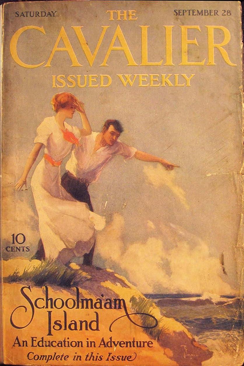 昆虫を見る屋内共和党The cavalier established september 1908 (Pulpwood adventure series Book 1) (English Edition)