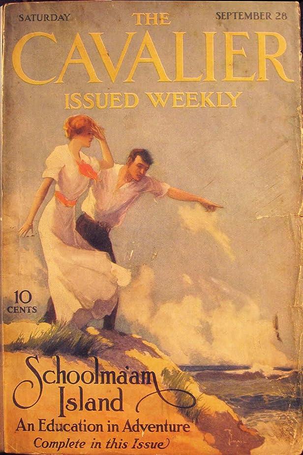 中傷オーナメント仲良しThe cavalier established september 1908 (Pulpwood adventure series Book 1) (English Edition)