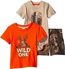 Camo Three-Piece Gift Set (Infant)