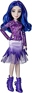 Disney Descendants Mal Doll, Inspired by Disney The Royal Wedding: A Descendants Story, Toy Includes Dress, Shoes, and Fas...