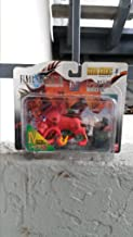 Final Fantasy VII 7 Red XIII Extra Knights Figure (1997 Bandai)