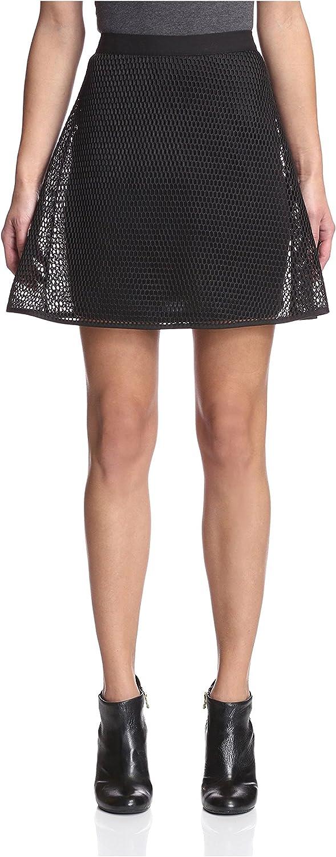 Romeo & Juliet Couture Women's Mesh Skirt