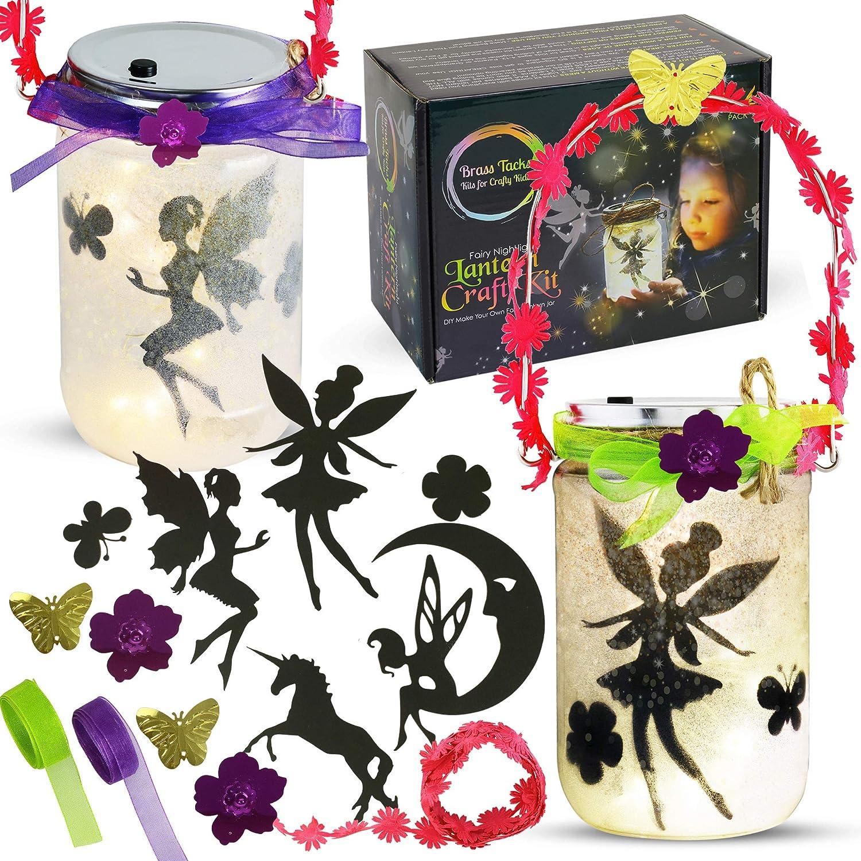 Fairy Jar Lantern Max 61% OFF Nightlight Arts Project Weekly update Craft - Kit and
