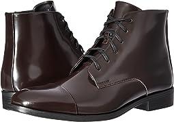 Dark Brown Box Leather