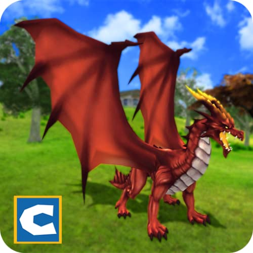Flying Dragon Jungle Sim