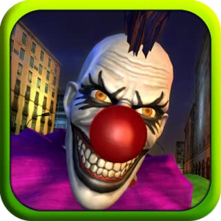 scary clown games