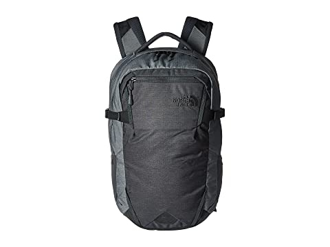 Iron TNF North Peak Mochila Medio Oscuro Gris Heather Gris The Heather Face TNF wOAXB