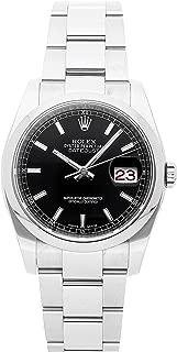 Best rolex 116200 black dial Reviews