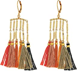 SHASHI - Lily Tassel Earrings