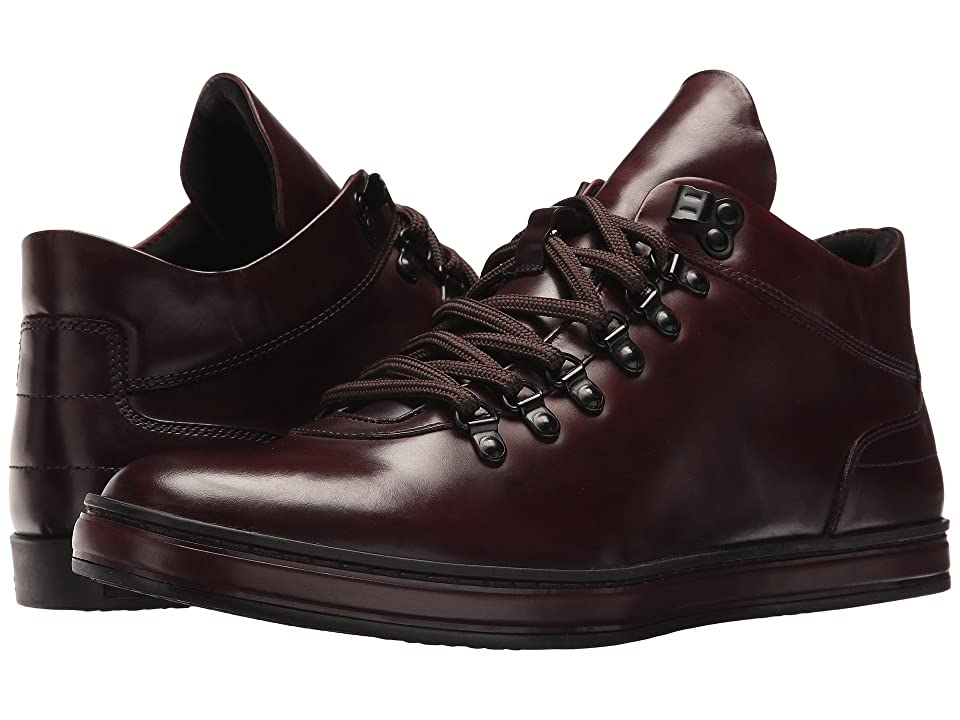 Kenneth Cole New York Brand Tour (Burgundy) Men