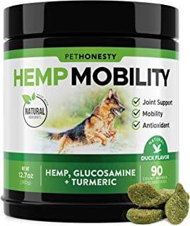 PetHonesty Hemp Joint Supplement Dogs