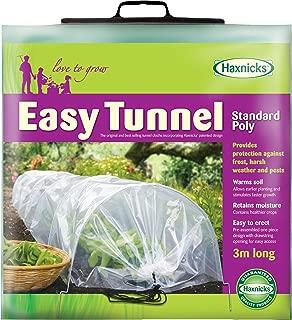 Tierra Garden 50-5050 Haxnicks Easy Poly Tunnel Garden Cloche, Standard